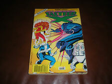 FACTEUR X VERSION INTEGRALE - TRIPLE ALBUM N°3 TOMES 7 A 9 - MARVEL SEMIC 1990