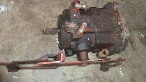 Massey Ferguson Garden Tractor 1655 1855 Sunstrand Hydrostatic Drive Pump HT90
