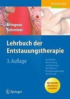 Lehrbuch der Entstauungstherapie: Grundlagen, Beschreibu... | Buch | Zustand gut