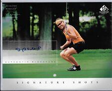 LPGA Golf Pro, Jennifer Rosales autographed photo (8x10) with COA