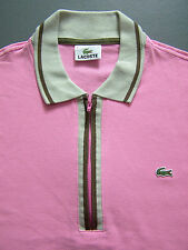 Lacoste Zip Neck Casual Shirts & Tops for Men