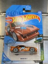 HOT WHEELS 2020 SUPER TREASURE HUNT Mazda RX-7 Brand New in Protectors