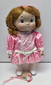 1989 Goebel Bette Ball Dolly Dingle Catch A Falling Star LE Porcelain Doll