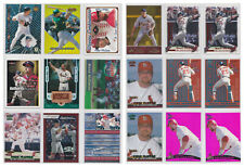 Mark McGwire Insert Parallel Numbered RARE - Pick From List - 25 Dollar BIN
