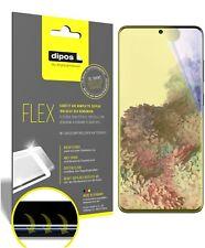 Samsung Galaxy S20 Plus Schutzfolie Folie, 100% Displayabdeckung, dipos Flex