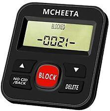 all Blocker for Landline Phones, Nuisance Phone Blocker with Big Block Button. R