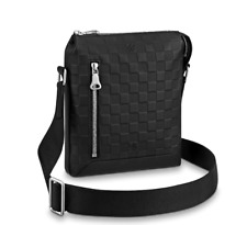 LOUIS VUITTON DISCOVERY MESSENGER BB LEATHER BAG N42418 AUTHENTIC NEW RRP $1800