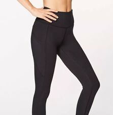 6f863c33dd329 New ListingNEW Lululemon Fast Free High Rise 7/8 Tight Black Non Reflective Size  6