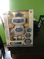 Boys Toys Electronic Walking Dancing-Robot Toy Best Gift for Kids 3 years up