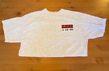 "Vintage ""LIFE - SOUNDTRACK"" Promo 1999 XL T-Shirt (WYCLEF, MAXWELL, Rap, R&B TEE"