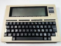 Tandy Radio Shack TRS-80 Model 100 Portable Computer Laptop