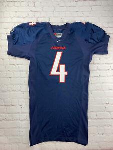 RARE Pro Cut SAMPLE Vintage Arizona Wildcats VTG Nike Football Jersey Sz 46 MINT
