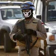 Skeleton Ghost Skull Face Ski Mask Biker Balaclava Call of Duty COD Paintball