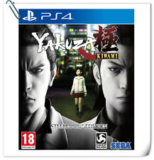 PS4 YAKUZA Ryu ga Gotoku Kiwami ENGLISH SONY Game Action Sega