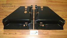 Rear Floor Pan Torque Boxes Pair Leaf Spring Brace frame rail 67 68 69 Camaro