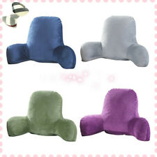 Lounger Relief Back Pillow Support Stable TV Reading Backrest Couch Bed bara