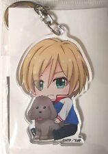 Yuri on Ice Acrylic Keychain Yuri Plisetsky Makkachin Russia Anime Japan F/S