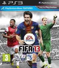 Fifa 13 PS3 playstation 3 jeux jeu foot game games lot voetbal spelletjes 70