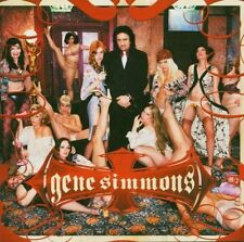 Gene Simmons-hole (CD 2004) Top Album dal Kiss-Front Uomo! NUOVO!!!