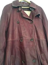 Andrew Marc Super Soft Men's Leather 3/4 Coat