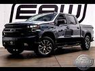 2019 Chevrolet Silverado 1500 RST Crew Cab 4WD 2019 Chevrolet Silverado 1500 RST Crew Cab 4WD 33854 Miles Gray Truck 5.3L ECOTE