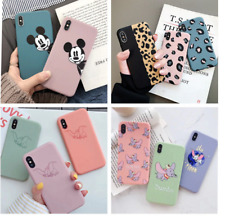 COVER IPHONE 6S - plus - 7S - 8 - X - XR - Xs Max disney Topolino stitch dumbo