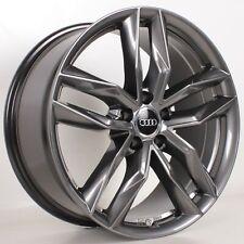 18 Zoll Felgen Audi Q3 S4 A4 B8 8K S-Q5 A5 8T S6 A6 4G A7 Q5 8R S Line Design