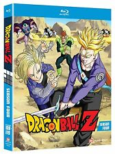 DRAGON BALL Z - COMPLETE SEASON 4 -  Blu Ray - Sealed Region free