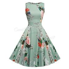 Rockabilly Cocktail Plus Size Vintage Clothing for Women
