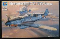 TRUMPETER 02296 - Messerschmitt BF 109 G-6 Early - 1:32 Flugzeug Bausatz Kit Me