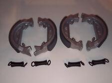 Kreidler Flory MF MP 2 Mofa Bremsbacken Set Satz Bremsbeläge NEU für beide Räder