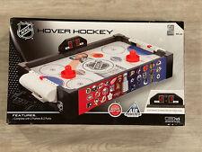 NHL Hover Hockey Air Powered LED Side Rails Slide Scoring