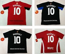 Manchester United Jersey Rooney 10 Official Licensed Rhinox