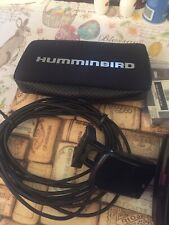 Humminbird fishfinder Helix 7 chirp Si Gps G2N Nav Only 8 Hours