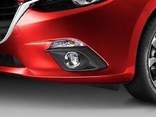 2014 2015 2016  Mazda 3 4dr / 5dr fog light set oem new !!!