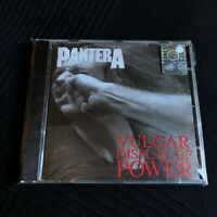 PANTERA cd VULGAR DISPLAY OF POWER Heavy Metal Phill Anselmo