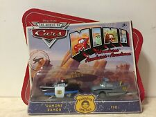 Disney CARS 1 MINI ADVENTURES Radiator Springs Ramone & Flo