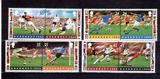GUERNSEY 1996 football set MNH