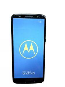 Motorola Moto G6 NA Moto G Gen 6 XT1925-6 32GB Black