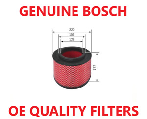 Bosch Air Filter F026400344 S0344 Fits Ford Ranger Mazda Toyota Hi-Lux 2.5 3.0