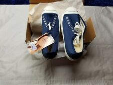 Vintage M7137 New With Box Converse Jack Purcell Sneakers Size 11