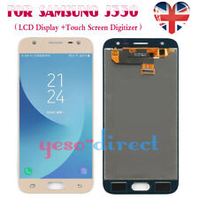 Gold Mobile Phone LCD Screens for Samsung Galaxy J3 for sale