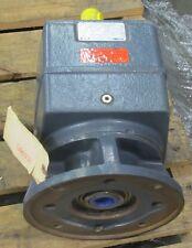 FALK ULTRA MITE 06UCBN2A6.3 6.316:1 RATIO GEAR BOX SPEED REDUCER WORM GEAR NEW