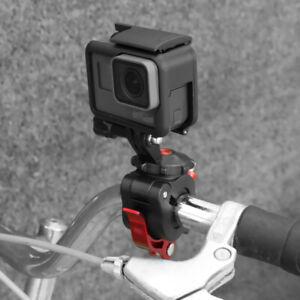 360 ° Fahrradlenker Adapterhalterung Stand Fahrradhalter für Gopro Hero 8 Kamera