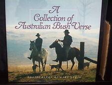 Collection Australian Bush Verse - Gary Lewis - HCDJ
