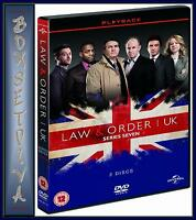 LAW & ORDER UK - COMPLETE SERIES 7   **BRAND NEW DVD **