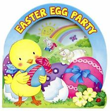 Easter Egg Party by Andrea Lorini (2014, Board Book)