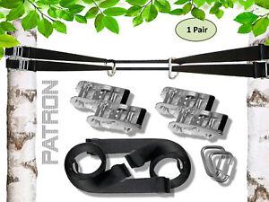 PATRON® BETWEEN SECURITY - Schaukel Aufhängung zwischen Bäumen