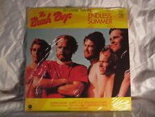 The Beach Boys Endless Summer 20 Classic Tracks Uk Import Mfp Lp Record Sealed