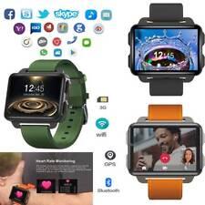 Reloj Pulsera GPS 3G Wifi Inteligente Reloj Bluetooth 16GB para Samsung S8 S9 Iphone X 8 7